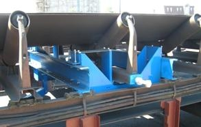 Commercial accounting for conveyors with rubber rope belt on SE